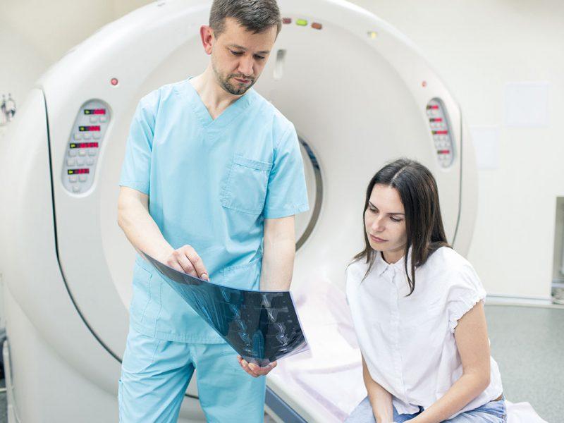 Магнит-резонанс томографияси (МРТ)