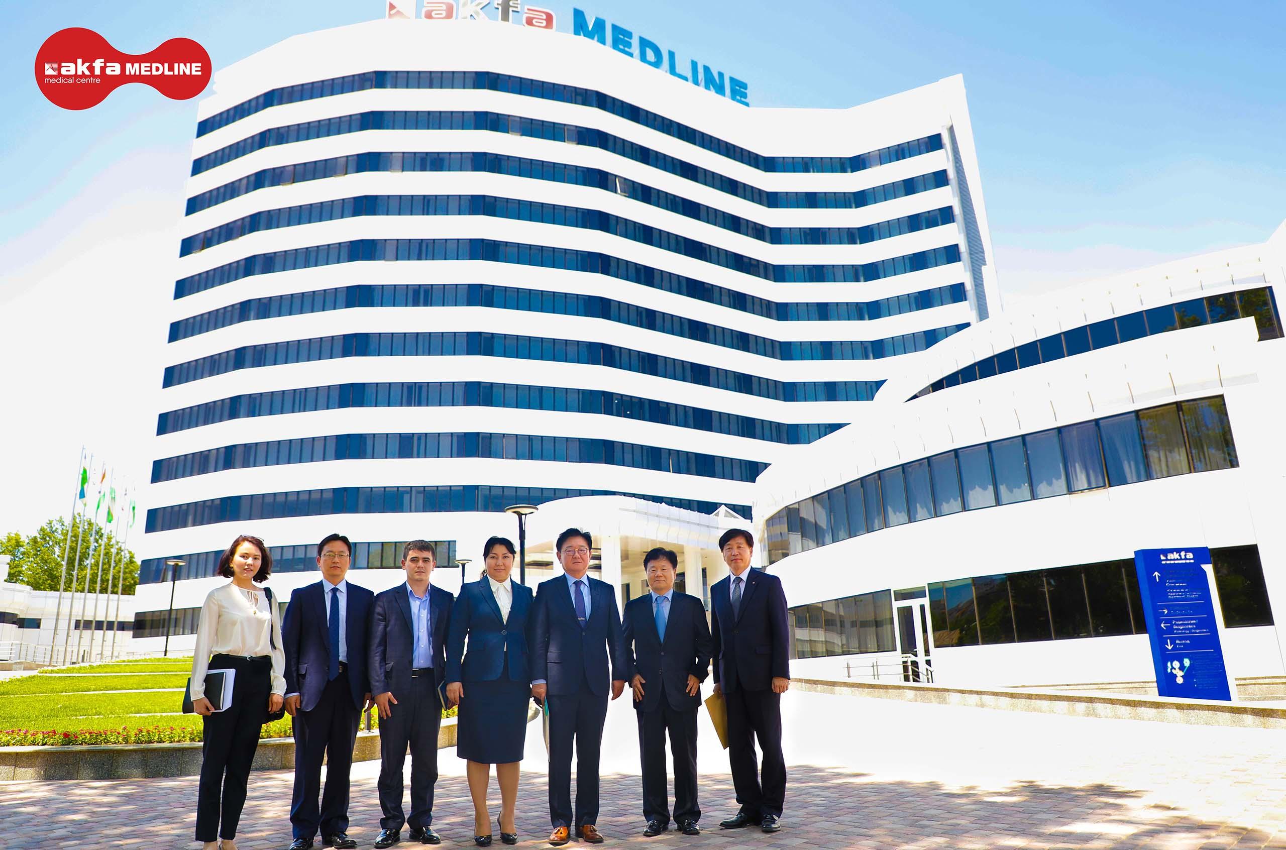 AKFA Medline plans to open foreign university branch in Tashkent