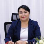 Мирзалиева Камолат Куканбаевна